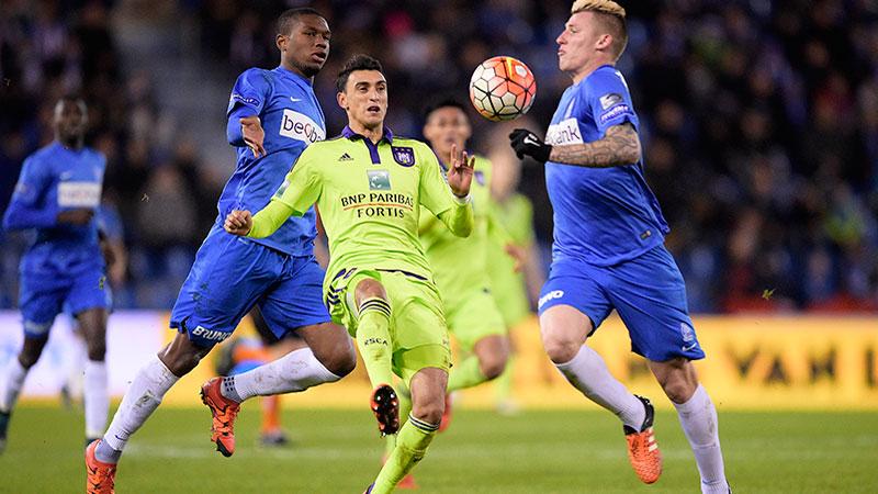 Genk en Anderlecht komen niet tot scoren