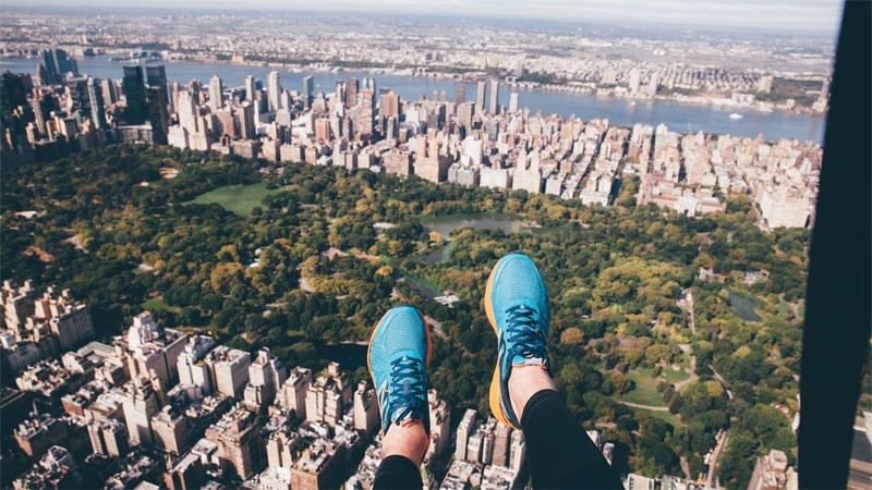 New Balance verbindt zich aan New York