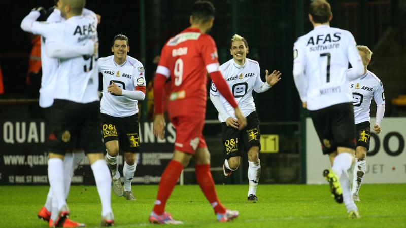 KV Mechelen boekt eerste uitzege