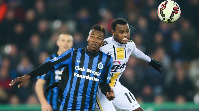Club Brugge morst met punten tegen Lokeren