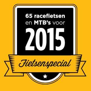 Fietsenspecial: 65 racefietsen en MTB's voor 2015