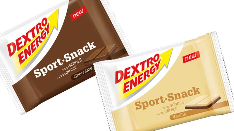 Dextro Energy Sport-snack voor duursporters