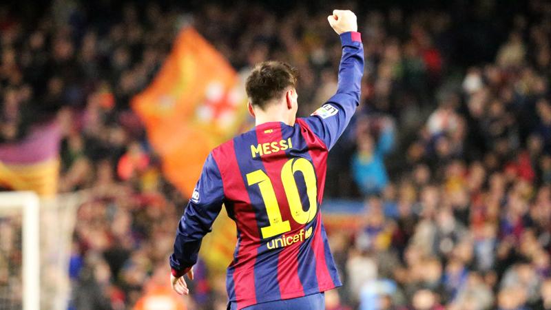 Messi: 'Transferverhalen zijn leugens' (VIDEO)