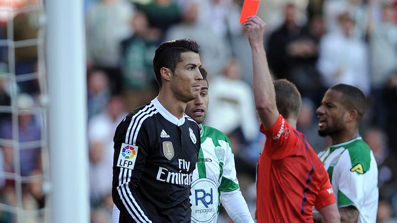 Ronaldo a vu rouge et s'excuse (VIDEO)