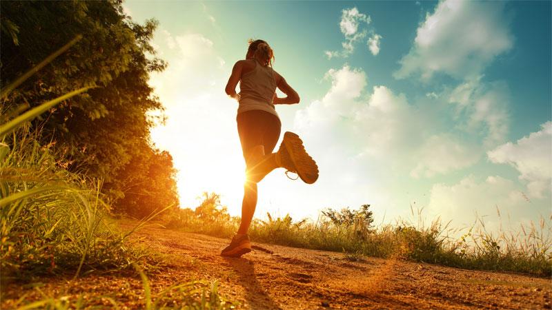 Harder lopen door vitamine D?