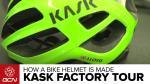 Hoe wordt een Kask-helm gemaakt? (VIDEO)