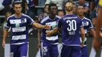 Tielemans sauve Anderlecht