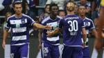 Fantastisch doelpunt Tielemans redt Anderlecht