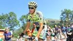 Contador tire un trait sur sa saison