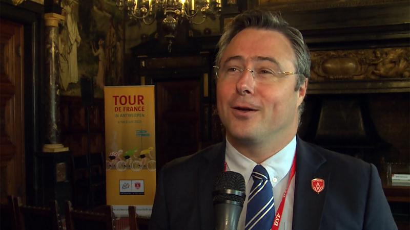 ASO verwacht fantastische ambiance in Antwerpen (VIDEO)