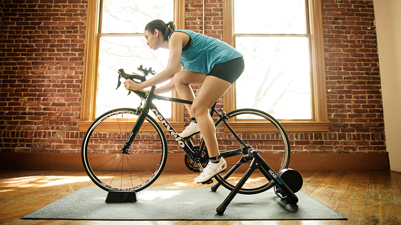 Wahoo Fitness stelt Kickr Snap Cycling Trainer voor