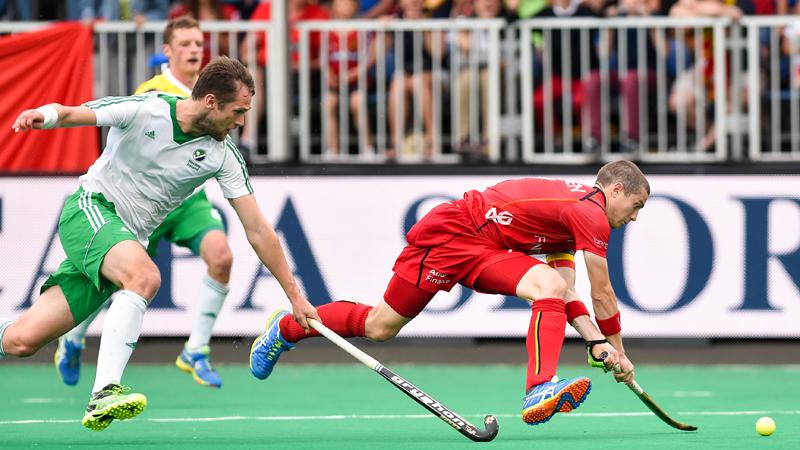 Dohmen schiet België 26 seconden voor tijd naar groepswinst (VIDEO)
