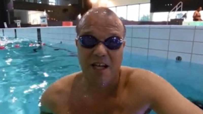 Verhaeghe daagt Kujovic uit voor triatlon (VIDEO)