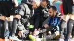 Preud'homme: 'Vazquez vier tot zes weken out'