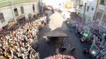 Daal mee af in Valparaiso-spektakelrace (VIDEO)