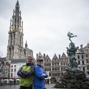 30 jaar DVV Antwerp 10 Miles: De 10 Miles-veteranen