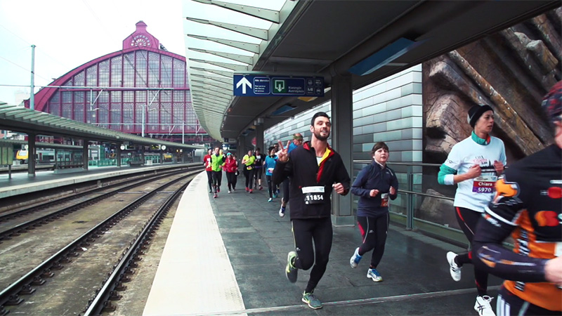 Antwerp Urban Trail: Moodfilm 2015