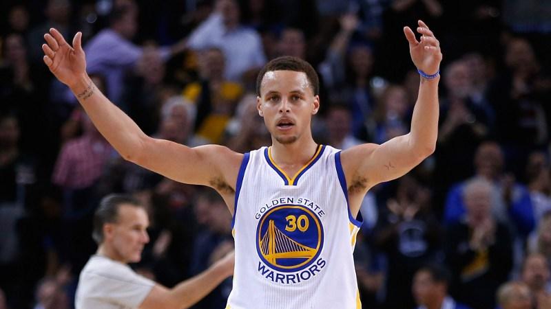 Curry geeft smaak aan Golden State (VIDEO)