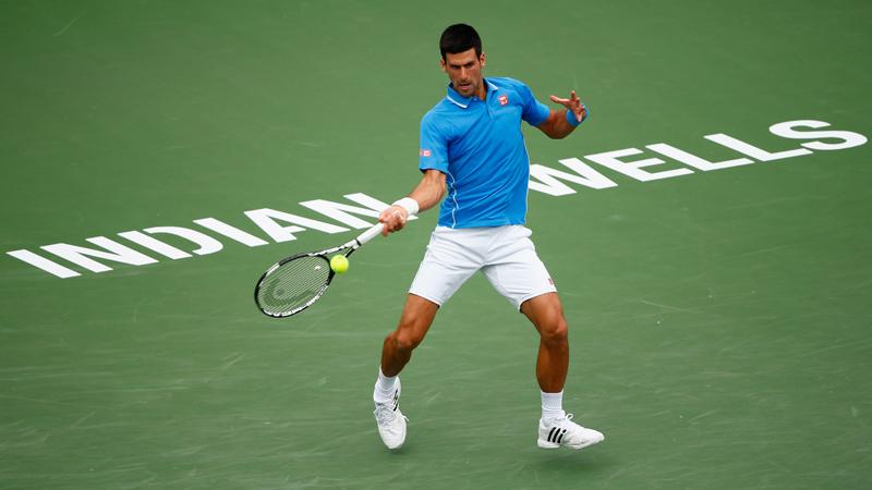 Djokovic viert gouden jubileum (VIDEO)