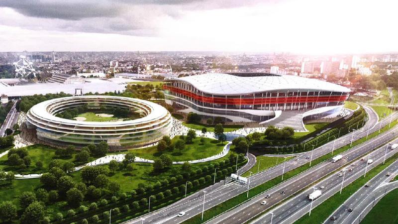 Eurostadion Brussel