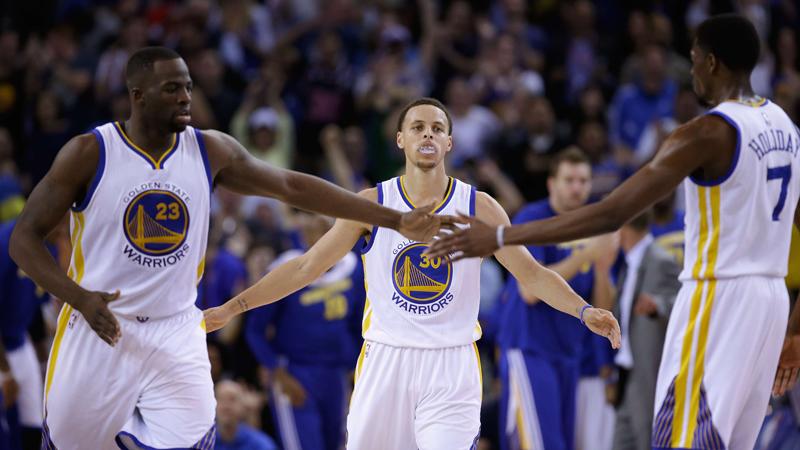 meilleure sélection 2f9a5 0a429 Golden State meilleure équipe de NBA