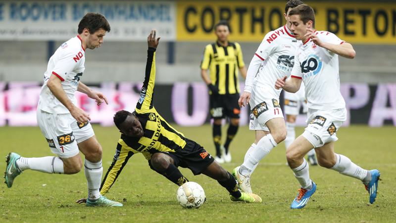 Lierse en Kortrijk sluiten zonder doelpunten af