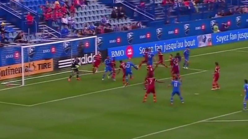 Ciman marque pour Montreal (VIDEO)