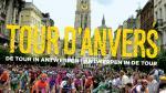 Voorstelling boek 'Tour d'Anvers' over de geschiedenis van de Tour in Antwerpen