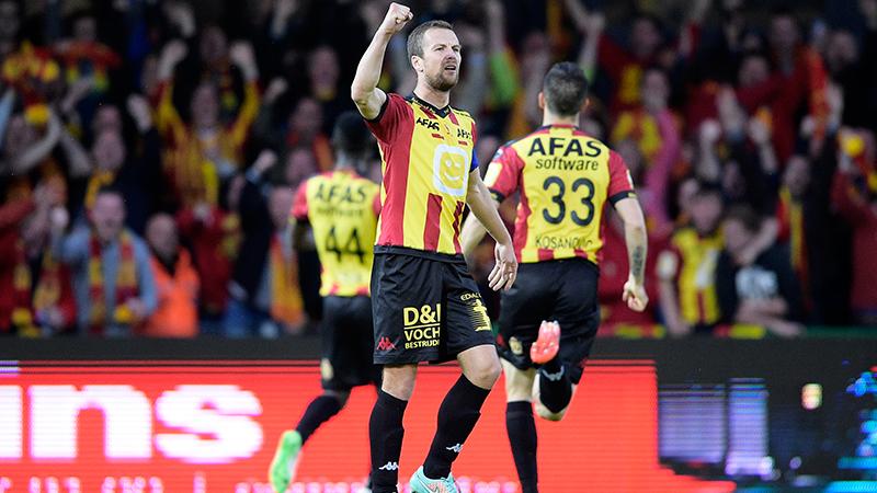 Mechelen klopt Charleroi met 2-1