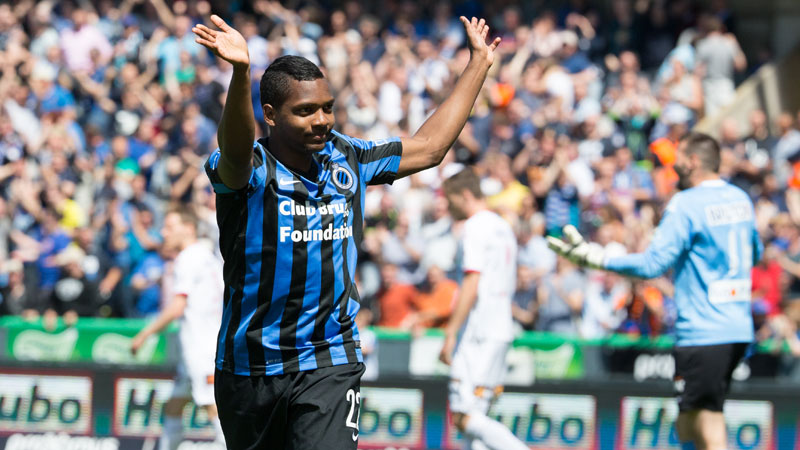 Club Brugge pakt tweede plaats