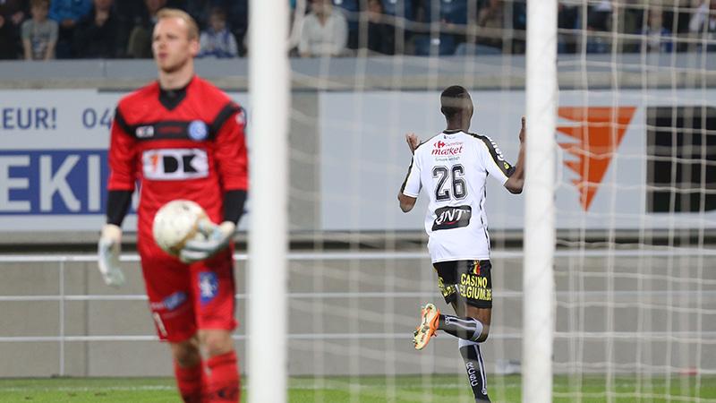 Gent kan opnieuw niet winnen van stug Charleroi