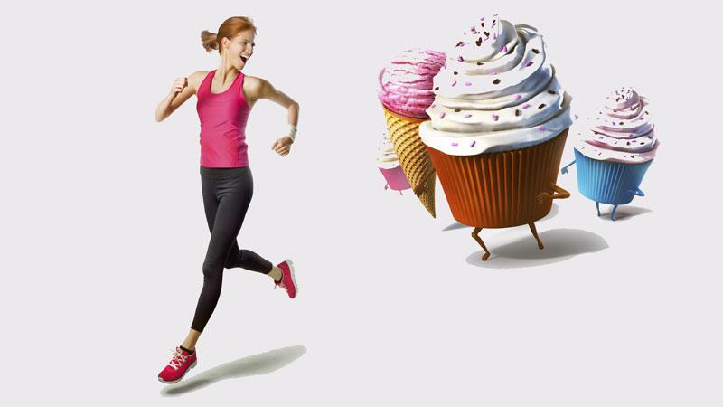 Welke ijsjes zijn het meest geschikt voor lopers?