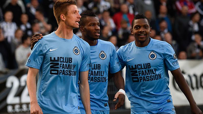 Club knokt zich voorbij Charleroi én naar de tweede plaats