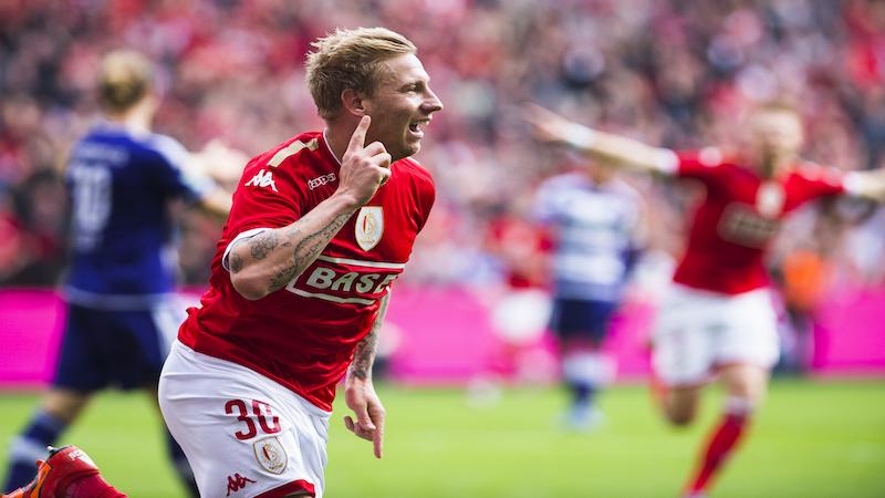 Standard wint met kleinste verschil van Anderlecht