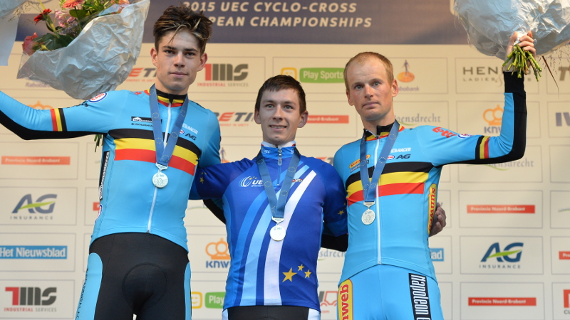 Van der Haar: 'Proud of this title'