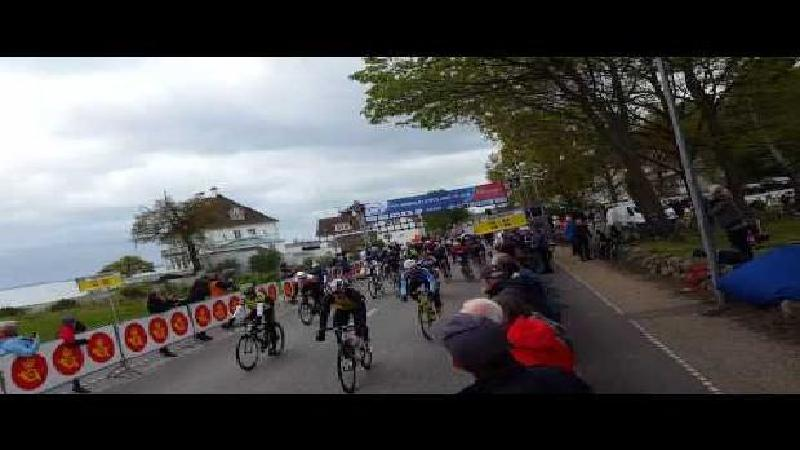 Copenhagen GF sprint 40-44 peloton