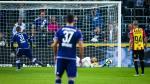 Anderlecht mist drie (3!) penalty's (en speelt gelijk)