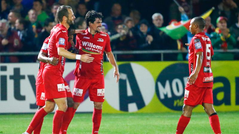 KV Oostende na spektakelmatch weer naar leidersplaats
