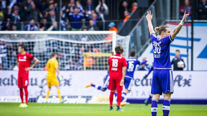 Anderlecht wint de klassieker tegen Club