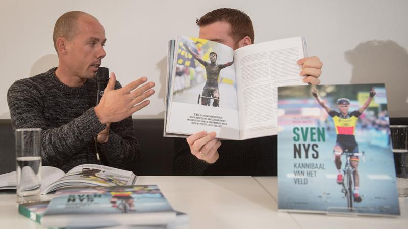 Resultado de imagen de michel wuyts sven nys boek