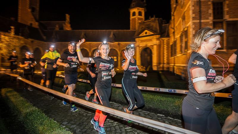 7.000 'illuminés' à l'Energizer Night Run
