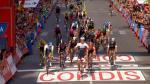 Van Poppel lève les bras sur la Vuelta