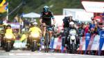 Froome, pied cassé, quitte la Vuelta