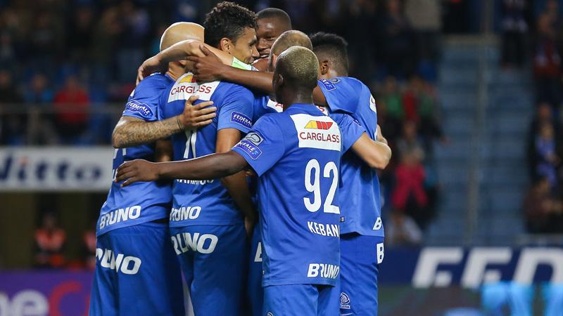 Kebano leidt Genk naar de zege tegen KV Mechelen