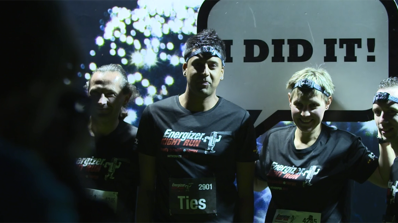 Energizer Night Run 2015 - Aftermovie