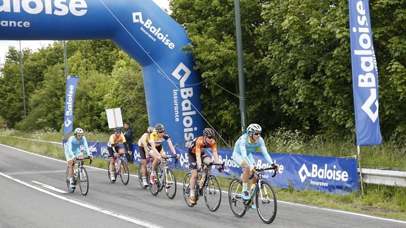 Tremelo accueillera le Baloise Belgium Tour 2016
