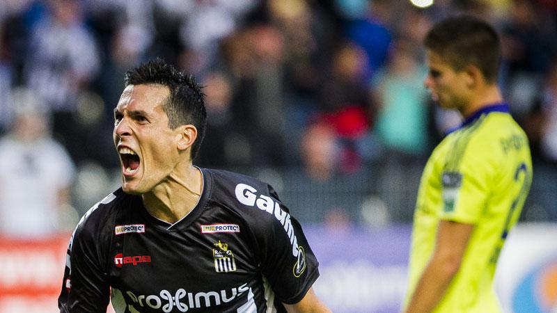 Anderlecht kan weer niet winnen in Charleroi