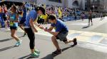 Beginnersfout in marathon doet huwelijksaanzoek (deels) de mist in gaan