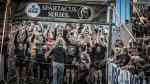 7000 coureurs ont défié le froid dans le premier Spartacus Run (VIDEO)