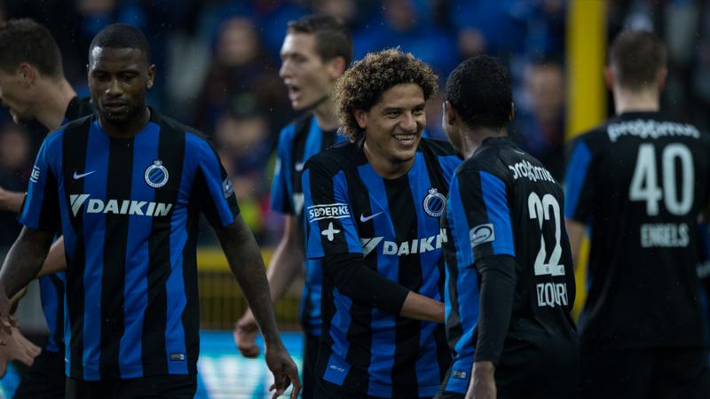 Club Brugge deelt AA Gent mentale dreun uit